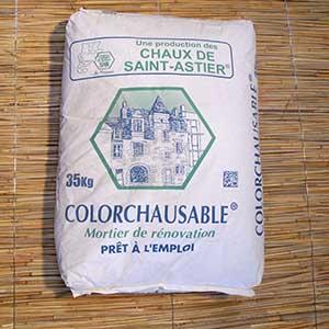 Colorchausable m lange de chaux et de sable st astier - Sac de chaux ...