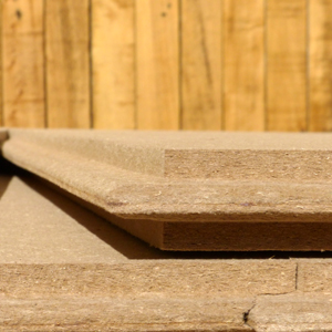 Steico int gral un panneau isolant pare pluie en fibre de bois - Panneau fibre de bois rigide ...